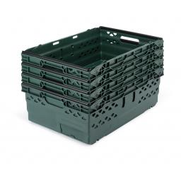 Green 38L Stack/Nest Crates