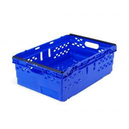 Blue 38L Stack/Nest Crates