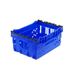 Blue 14 Litre Stack/Nest Crate