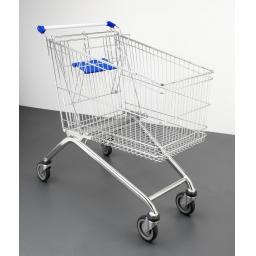 180 Litre Large Wire Refurbished Supermarket Shopping Trolley