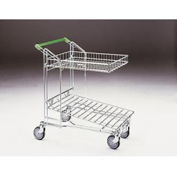 Merchandise/DIY/Garden Centre Trolley 27 Litre