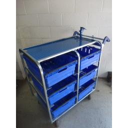 Internet Order Picking Trolley