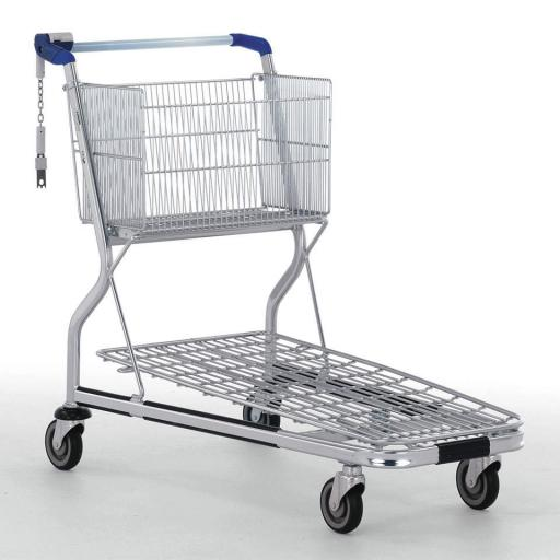 MUC 400 Refurbished Cash & Carry Trolley