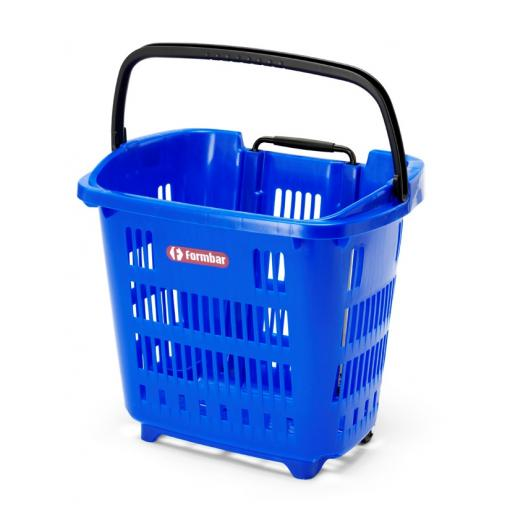 34 Litre Trolley Basket