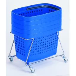 Great 28 Litre Basket Stand