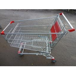HARDLY USED 240 Litre Large Shopping Trolley