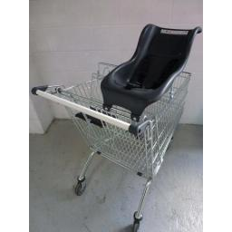 212 Litre Refurbished Trolley with Toddler Seat and Baby Seat