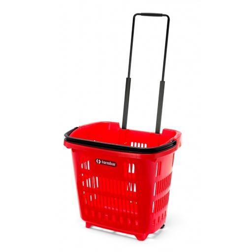 34 Litre Trolley Basket