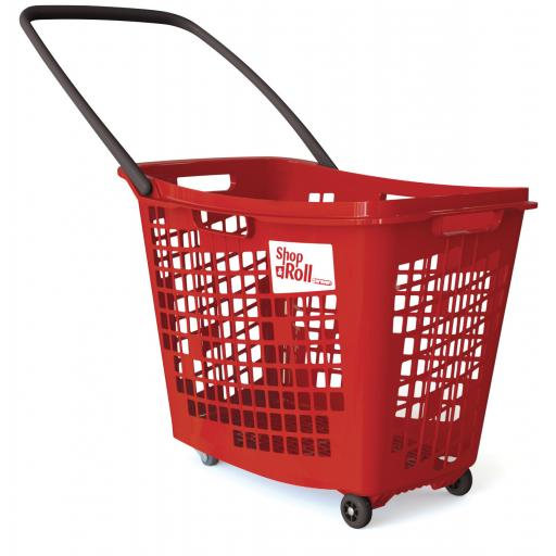 Large 55L Trolley Basket