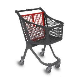 Small Plastic Trolley