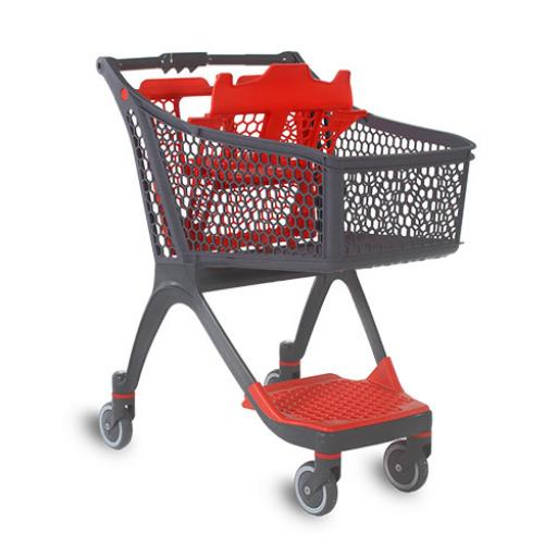 Plastic Trolley 99 Litres