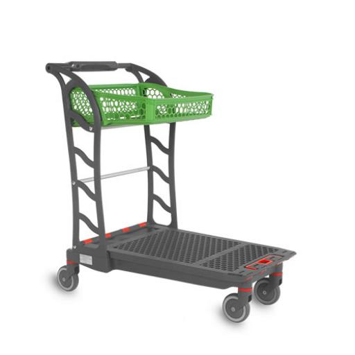 Flatbed Trolley