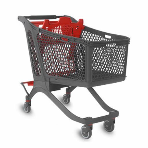 XL Plastic Trolley