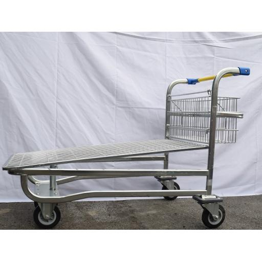 Large Spring Flat Trolley