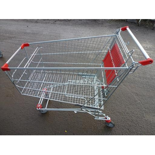 Refurbished 240 Litre Trolley