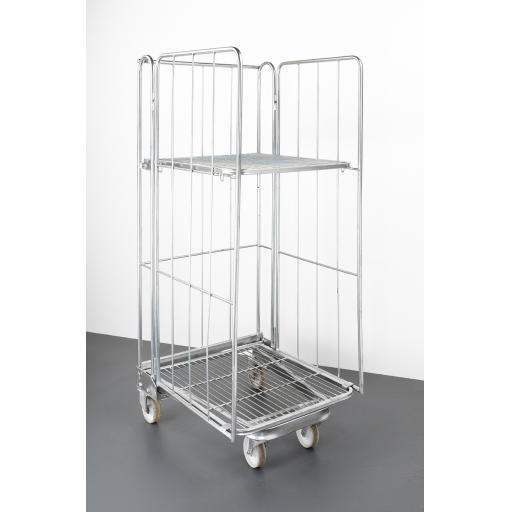Refurbished Rod Roll Cage With Shelf