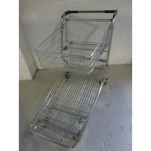 Refurbished Flatbed Style Trolley