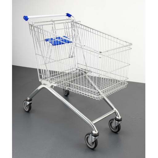Refurbished Wanzl Trolley With Child Seat
