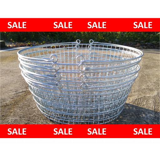 Ellipse Wire Basket