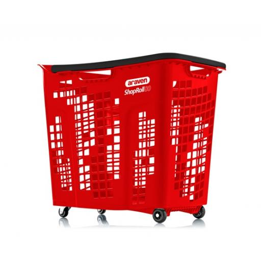80 Litre Trolley Basket - colour