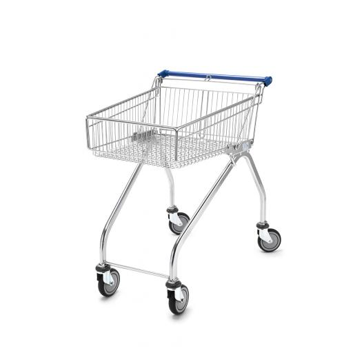 80 Litre Shallow Shopping Trolley