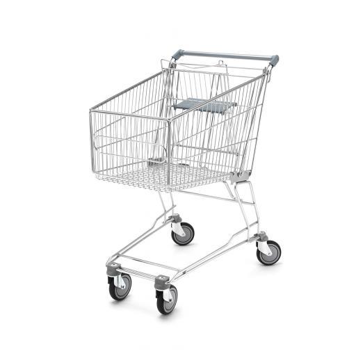 120 Litre Medium Shopping Trolley