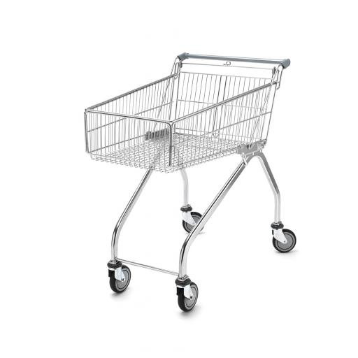 Used 100 Litre Shallow Trolley