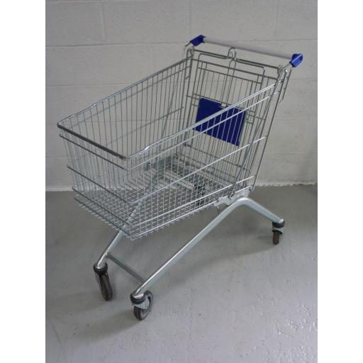 Refurbished 130 Litre Trolley With Systec Lock