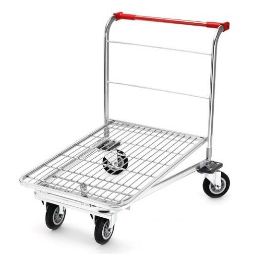 Small Warehouse Trolley