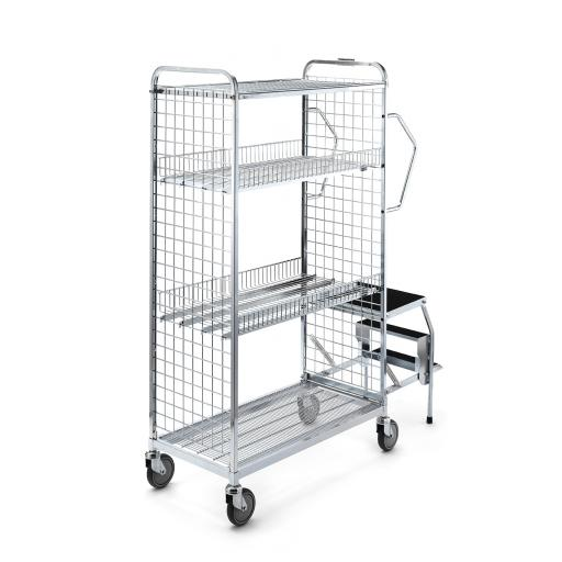 Stock/Top Shelf Trolley