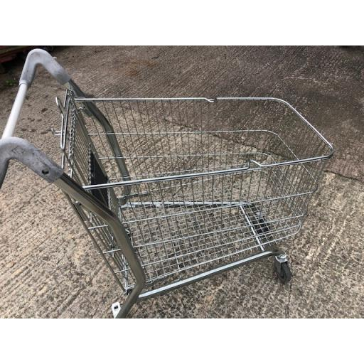 Refurbished 216 Litre Wire Trolley